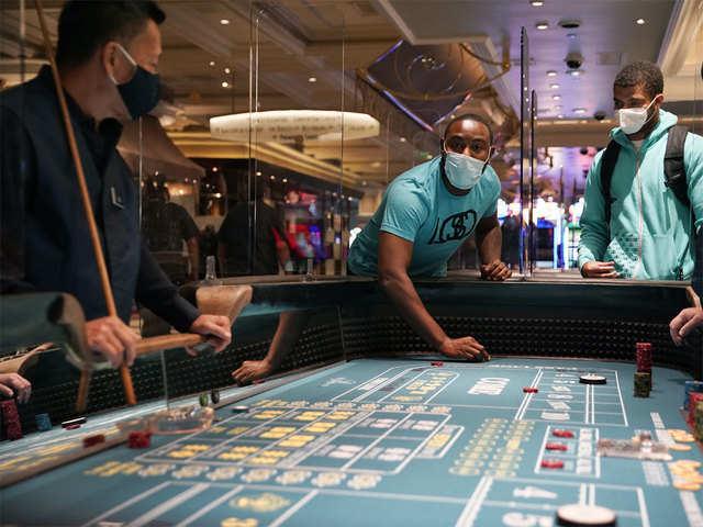 Gambling And Gaming